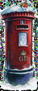 xmas-postbox