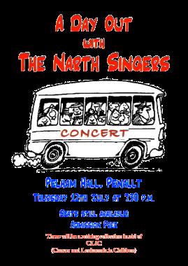 Narth Singers Summer 2018