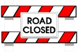 Road closed 1874034