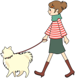 walk-dog-clipart